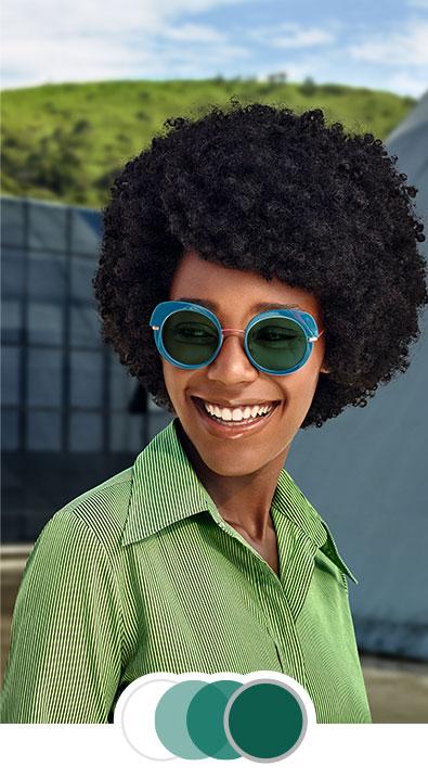 Style Colors: esmeralda