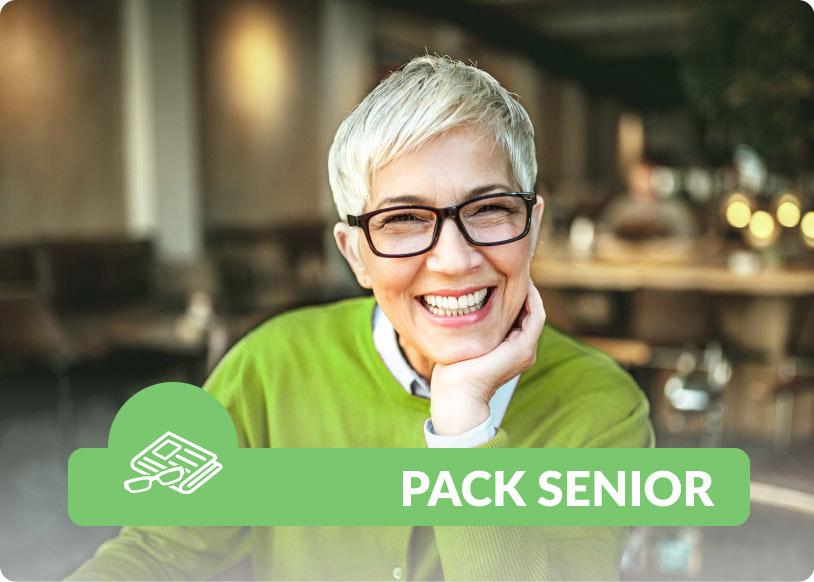 Pack senior