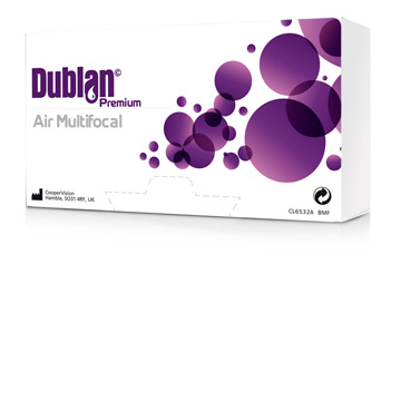 Dublan Premium Air multifocal