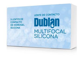 Dublan multifocal silicona