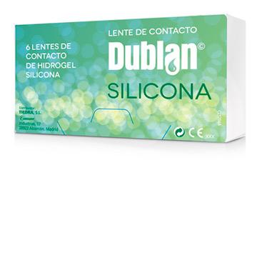 Dublan<br /> silicona