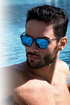 Gafas con protección UV y filtros solares