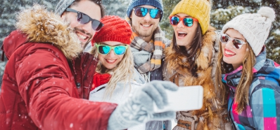 Nieve y protección ocular
