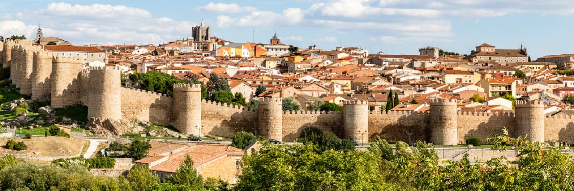 Nuestras ópticas en Ávila