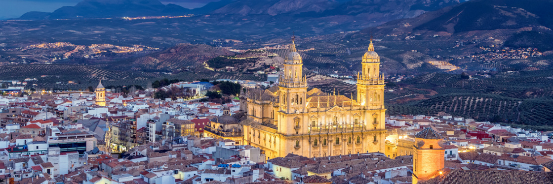 Nuestras ópticas en Jaén