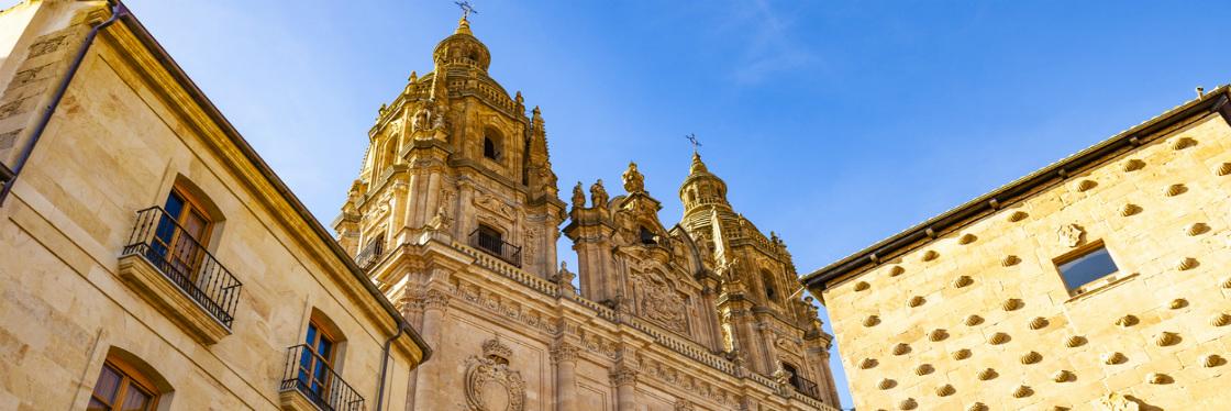 Nuestras ópticas en Salamanca