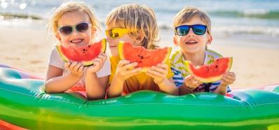 Las Gafas de Sol para Niños protegen su Salud Visual