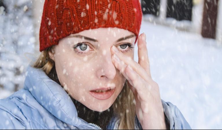 ¿Cómo Afecta el Frío a los Ojos?