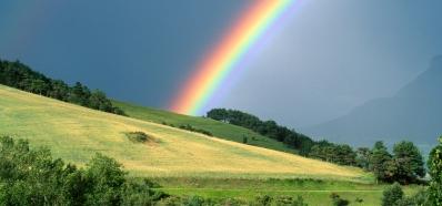 ¿Puedes Ver Todos los Colores del Arcoíris?