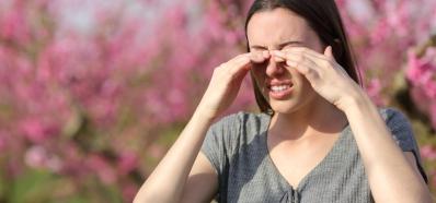 Alergia y Salud Visual